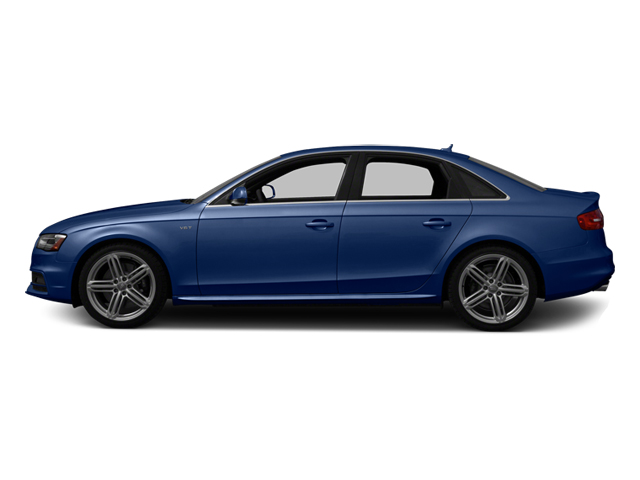 Estoril Blue Crystal 2013 Audi S4 Pictures S4 Sedan 4D S4 Prestige AWD photos side view