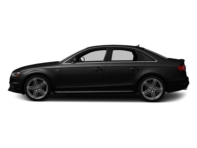 Phantom Black Pearl 2013 Audi S4 Pictures S4 Sedan 4D S4 Prestige AWD photos side view