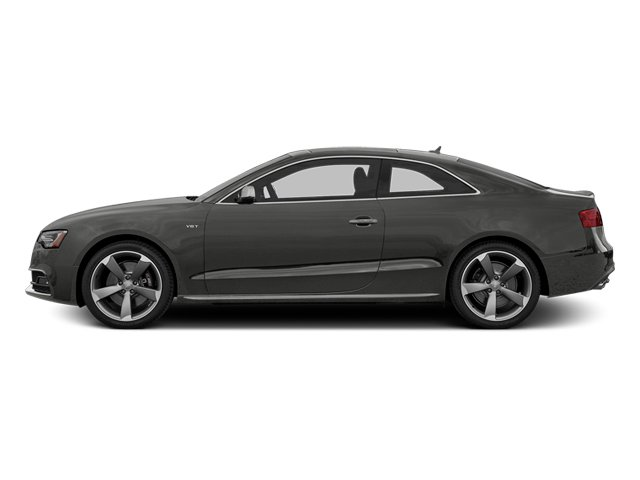 Monsoon Gray Metallic 2013 Audi S5 Pictures S5 Coupe 2D S5 Prestige AWD photos side view