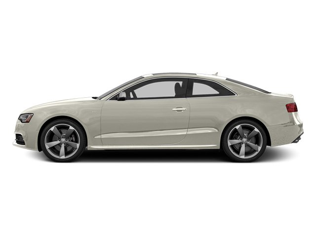 Ice Silver Metallic 2013 Audi S5 Pictures S5 Coupe 2D S5 Prestige AWD photos side view