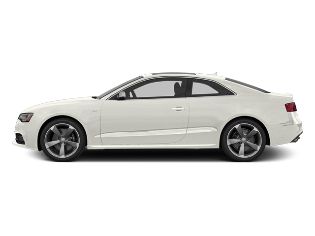 Ibis White 2013 Audi S5 Pictures S5 Coupe 2D S5 Prestige AWD photos side view