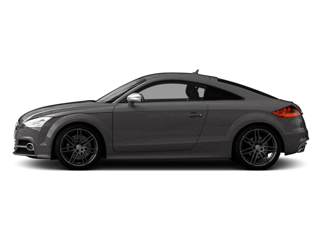 Oolong Gray Metallic 2013 Audi TTS Pictures TTS Coupe 2D Prestige AWD photos side view