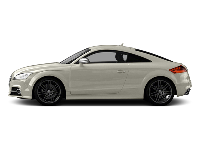 Ice Silver Metallic 2013 Audi TTS Pictures TTS Coupe 2D Prestige AWD photos side view