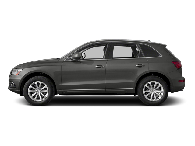 Monsoon Gray Metallic 2013 Audi Q5 Pictures Q5 Utility 4D 3.0T Prestige S-Line AWD photos side view