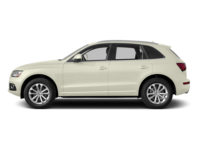 Glacier White Metallic 2013 Audi Q5 Pictures Q5 Utility 4D 3.0T Prestige S-Line AWD photos side view