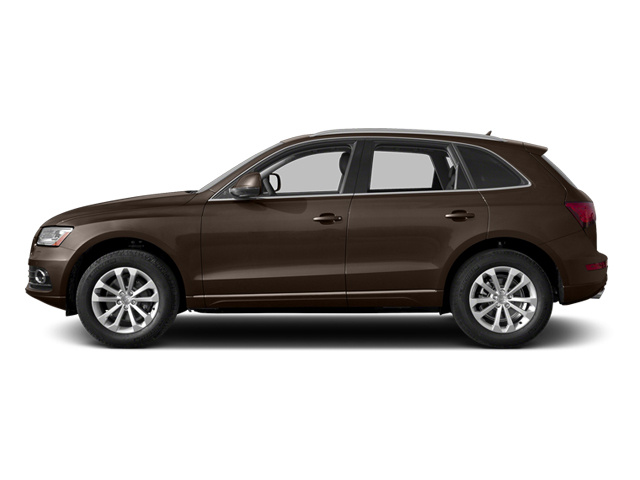 Teak Brown Metallic 2013 Audi Q5 Pictures Q5 Utility 4D 3.0T Prestige S-Line AWD photos side view
