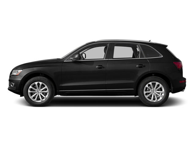 Brilliant Black 2013 Audi Q5 Pictures Q5 Utility 4D 3.0T Prestige S-Line AWD photos side view