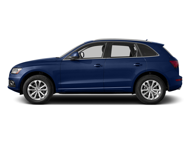 Scuba Blue Metallic 2013 Audi Q5 Pictures Q5 Utility 4D 3.0T Prestige S-Line AWD photos side view