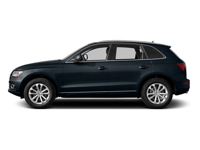Moonlight Blue Metallic 2013 Audi Q5 Pictures Q5 Utility 4D 3.0T Prestige S-Line AWD photos side view