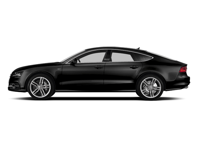 Oolong Gray Metallic 2013 Audi S7 Pictures S7 Sedan 4D S7 Prestige AWD V8 photos side view