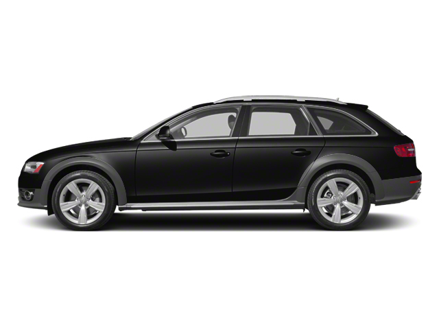 Phantom Black Pearl 2013 Audi allroad Pictures allroad Wagon 4D Prestige AWD photos side view