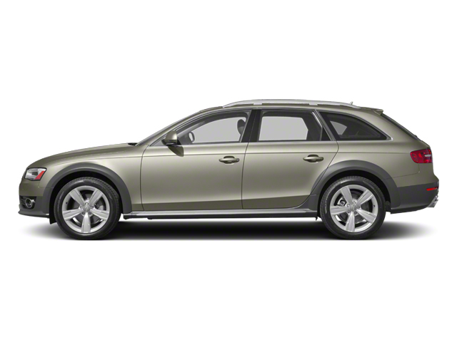 Ice Silver Metallic 2013 Audi allroad Pictures allroad Wagon 4D Prestige AWD photos side view