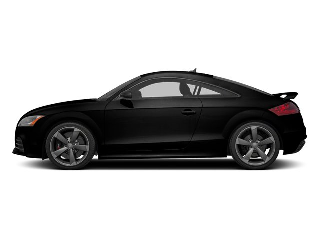 Phantom Black Pearl 2013 Audi TT RS Pictures TT RS Coupe 2D RS AWD photos side view