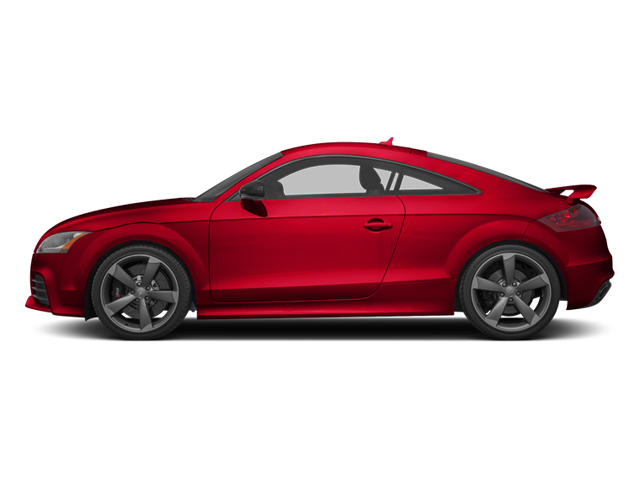 Misano Red Pearl 2013 Audi TT RS Pictures TT RS Coupe 2D RS AWD photos side view
