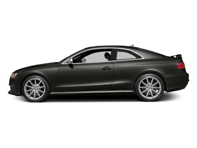 Daytona Gray Pearl 2013 Audi RS 5 Pictures RS 5 Coupe 2D RS5 AWD V8 photos side view