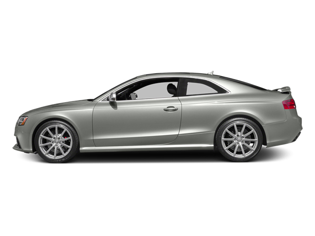 Suzuka Gray Metallic 2013 Audi RS 5 Pictures RS 5 Coupe 2D RS5 AWD V8 photos side view