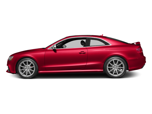 Misano Red Pearl 2013 Audi RS 5 Pictures RS 5 Coupe 2D RS5 AWD V8 photos side view