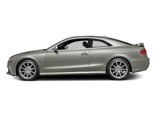 Prism Silver Crystal 2013 Audi RS 5 Pictures RS 5 Coupe 2D RS5 AWD V8 photos side view