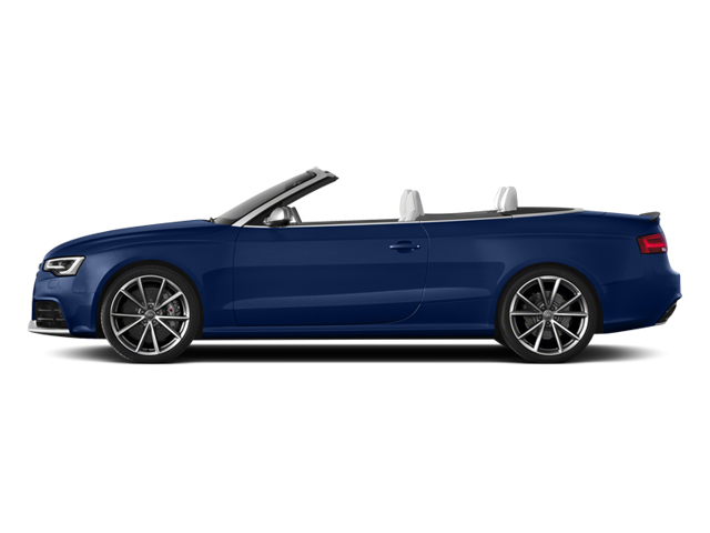 Estorial Blue Crystal Effect 2013 Audi RS 5 Pictures RS 5 Conv 2D RS5 AWD V8 photos side view
