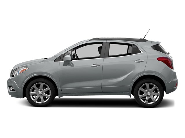 Quicksilver Metallic 2013 Buick Encore Pictures Encore Utility 4D AWD I4 Turbo photos side view