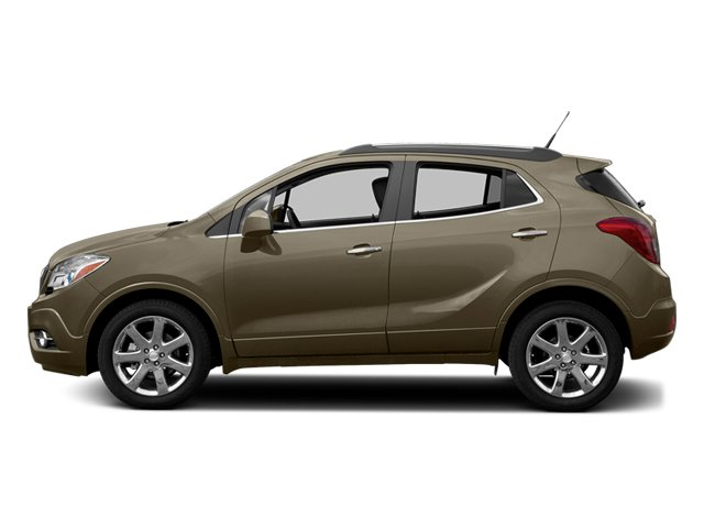 Cocoa Silver Metallic 2013 Buick Encore Pictures Encore Utility 4D AWD I4 Turbo photos side view