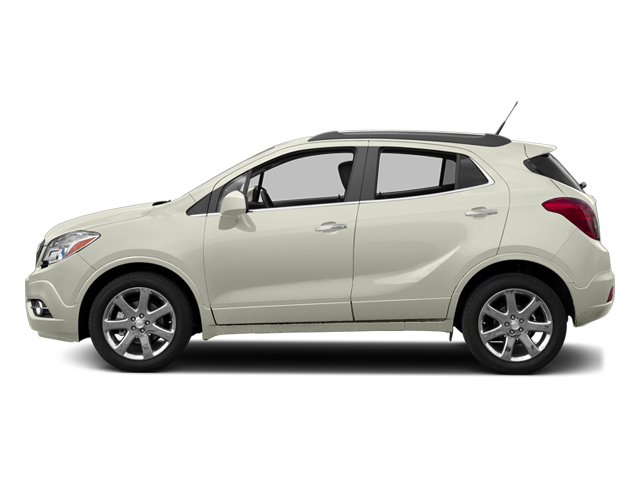 White Pearl Tricoat 2013 Buick Encore Pictures Encore Utility 4D AWD I4 Turbo photos side view