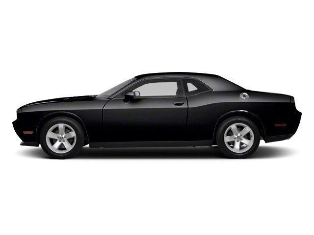 Black 2013 Dodge Challenger Pictures Challenger Coupe 2D SRT-8 Core V8 photos side view