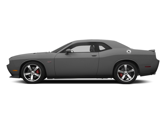 Granite Crystal Metallic 2013 Dodge Challenger Pictures Challenger Coupe 2D SRT-8 V8 photos side view