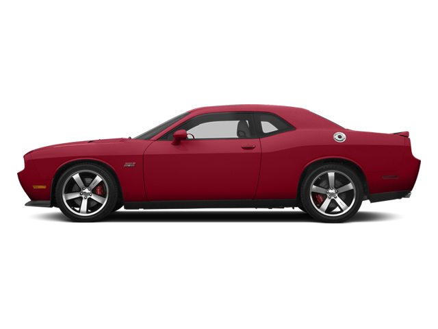 Redline (3) Coat Pearl 2013 Dodge Challenger Pictures Challenger Coupe 2D SRT-8 V8 photos side view