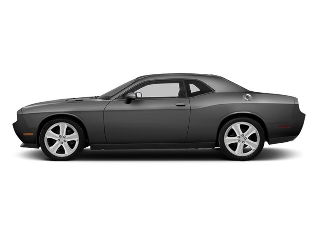 Granite Crystal Metallic 2013 Dodge Challenger Pictures Challenger Coupe 2D R/T V8 photos side view