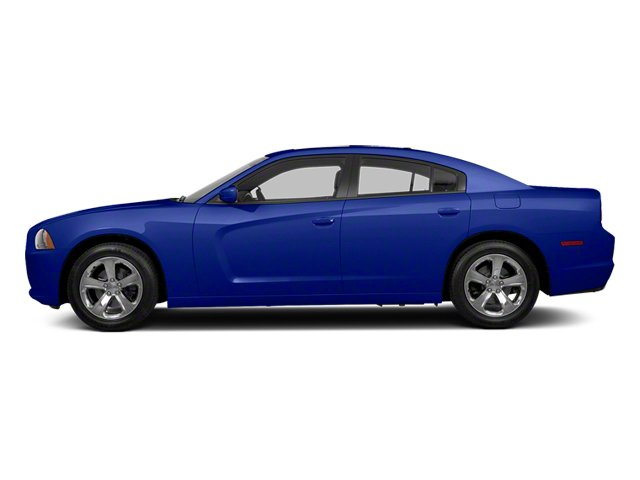 Daytona Blue Pearl 2013 Dodge Charger Pictures Charger Sedan 4D R/T V8 photos side view