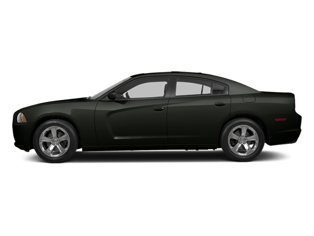 Phantom Black (3) Coat Pearl 2013 Dodge Charger Pictures Charger Sedan 4D R/T AWD V8 photos side view
