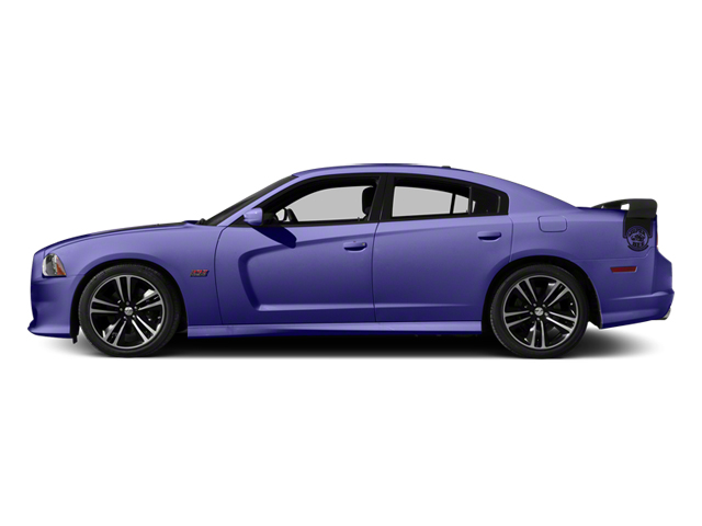 Plum Crazy Pearl 2013 Dodge Charger Pictures Charger Sedan 4D SRT-8 Super Bee V8 photos side view