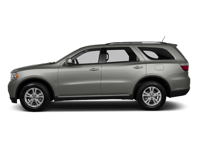 Billet Silver Metallic 2013 Dodge Durango Pictures Durango Utility 4D Crew 2WD photos side view