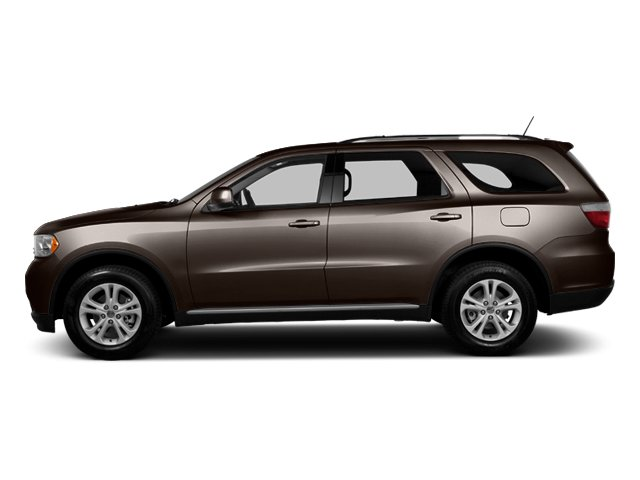 Rugged Brown Pearl 2013 Dodge Durango Pictures Durango Utility 4D Crew 2WD photos side view