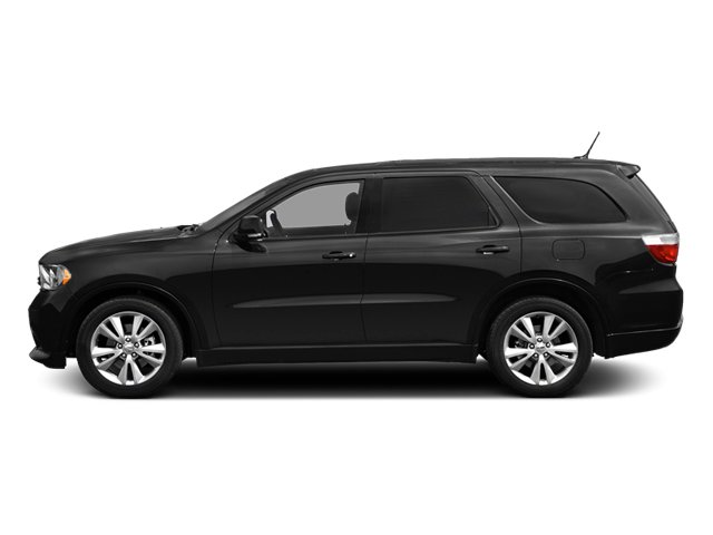 Brilliant Black Crystal Pearl 2013 Dodge Durango Pictures Durango Utility 4D R/T AWD photos side view