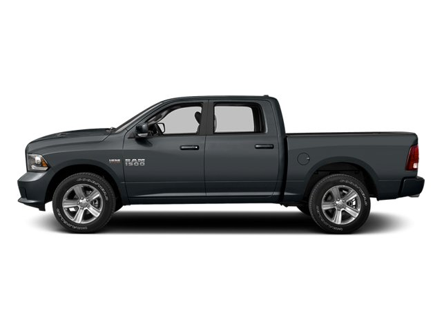 Maximum Steel Metallic 2013 Ram Truck 1500 Pictures 1500 Crew Cab Longhorn 4WD photos side view