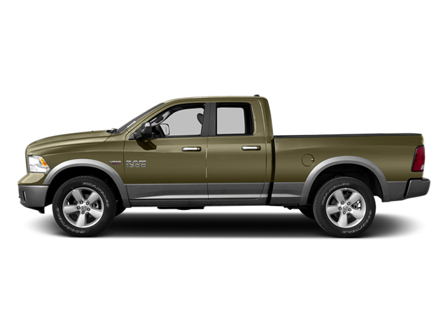 Prairie Pearl 2013 Ram Truck 1500 Pictures 1500 Quad Cab Outdoorsman 2WD photos side view