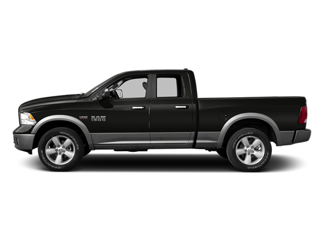 Black Gold Pearl 2013 Ram Truck 1500 Pictures 1500 Quad Cab Outdoorsman 2WD photos side view