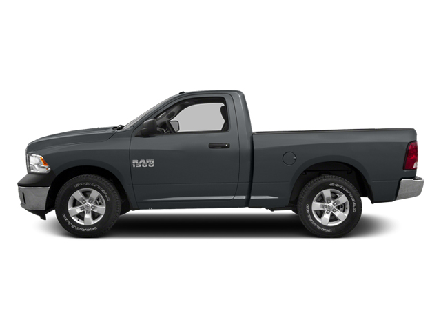 Maximum Steel Metallic 2013 Ram Truck 1500 Pictures 1500 Regular Cab Express 2WD photos side view