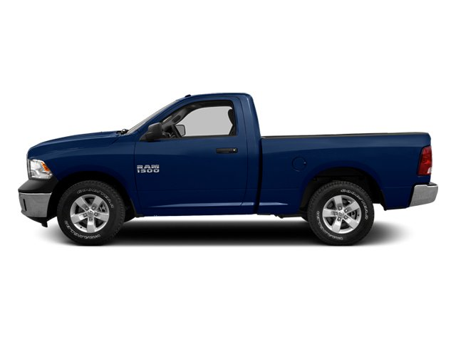 True Blue Pearl 2013 Ram Truck 1500 Pictures 1500 Regular Cab HFE 2WD photos side view
