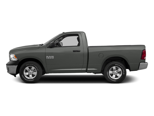 Mineral Gray Metallic 2013 Ram Truck 1500 Pictures 1500 Regular Cab Express 2WD photos side view