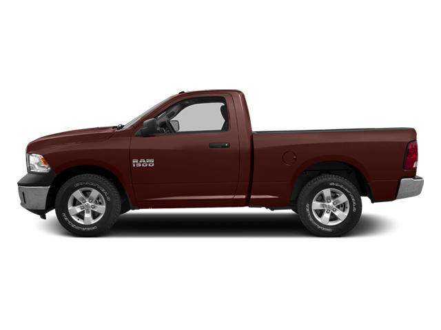 Western Brown 2013 Ram Truck 1500 Pictures 1500 Regular Cab SLT 4WD photos side view