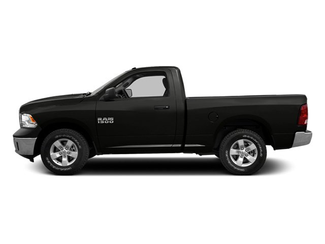 Black Gold Pearl 2013 Ram Truck 1500 Pictures 1500 Regular Cab SLT 4WD photos side view