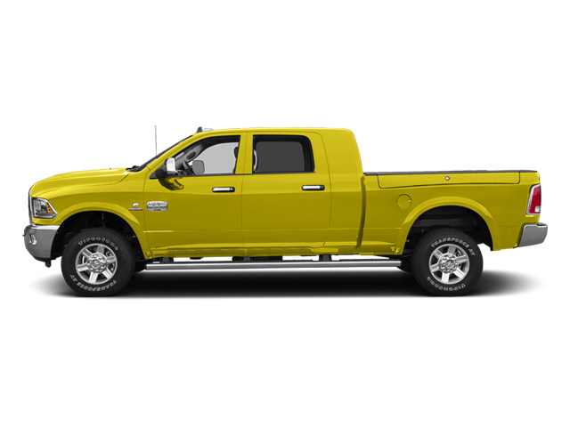 Yellow 2013 Ram Truck 2500 Pictures 2500 Mega Cab SLT 2WD photos side view