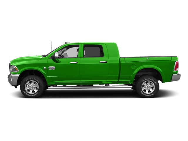 Bright Green 2013 Ram Truck 2500 Pictures 2500 Mega Cab SLT 2WD photos side view