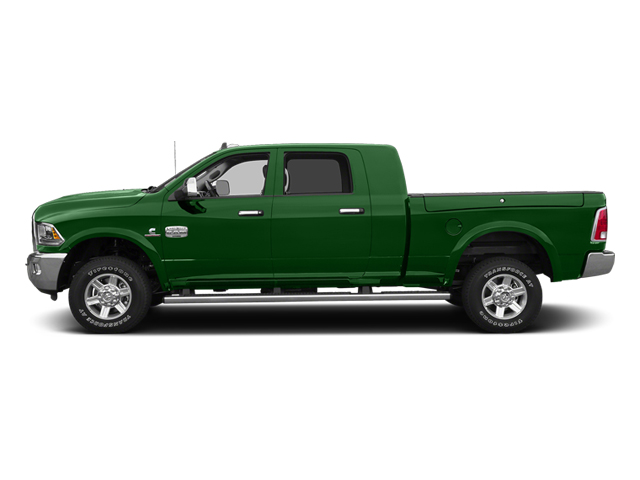 Tree Green 2013 Ram Truck 2500 Pictures 2500 Mega Cab SLT 2WD photos side view