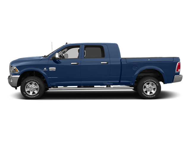 Midnight Blue Pearl 2013 Ram Truck 2500 Pictures 2500 Mega Cab SLT 2WD photos side view