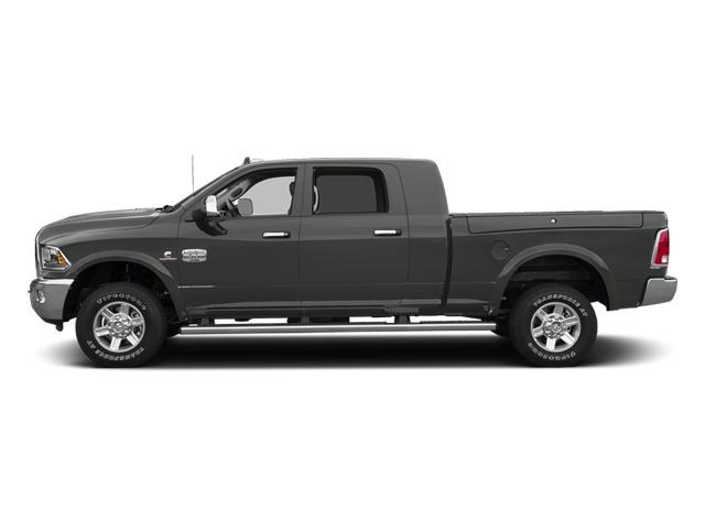 Mineral Gray Metallic 2013 Ram Truck 2500 Pictures 2500 Mega Cab Limited 4WD photos side view