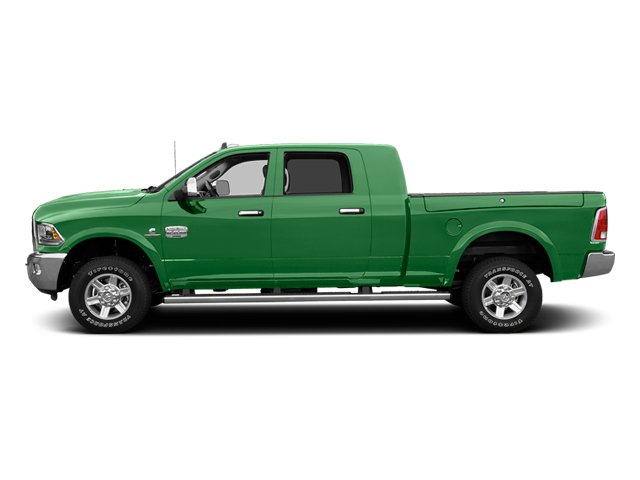 Light Green 2013 Ram Truck 2500 Pictures 2500 Mega Cab SLT 2WD photos side view